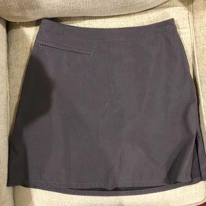 Patagonia sporty skirt/short